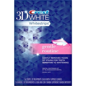 Crest 3D White Whitestrips Gentle Routine