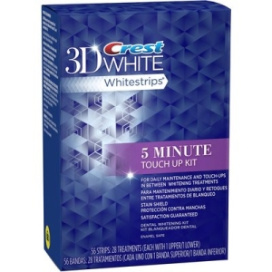 Crest 3D Whitestrips 5 Minute Touch Up