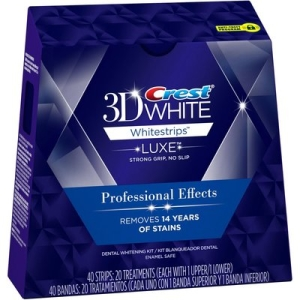 Paski Crest 3D Whitestrips Professional effects